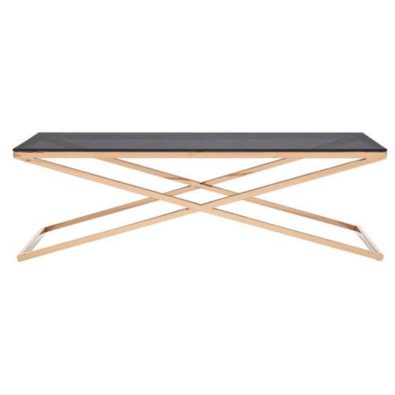 Criss Cross Coffee Table